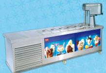 ikinci el dondurma makinaları