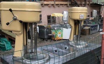 Satılık İkinci El Çift Başlıklı Uğur Dondurma Makinası