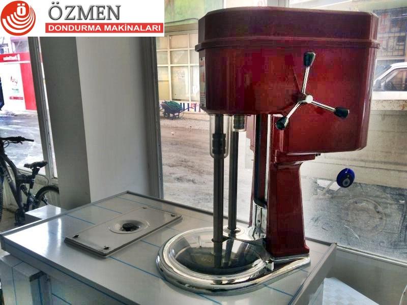 orjinal satilik 2 el dondurma makinesi