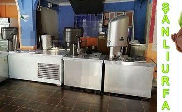 Şanlıurfa 2.El Dondurma Makinası Alım Satım Firması