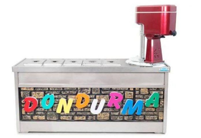 Beşyıldız Dondurma Makineleri satılık