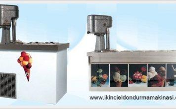 Kocaeli İkinci El Dondurma Makinesi