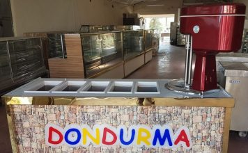 İkinci Dondurma Makinası Toplama Merkezi