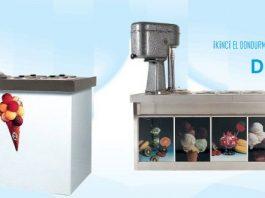 Denizli İkinci El Dondurma Makinesi