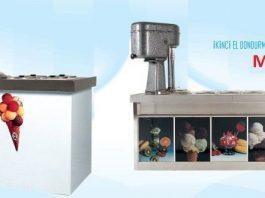 Manisa İkinci El Dondurma Makinası Alım Satım