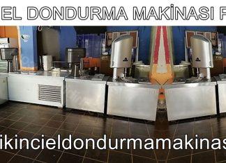 2.El Dondurma Makinası Pazarı gbA Makina